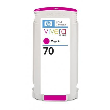 Cartucho de tinta HP 70 Magenta Compatible