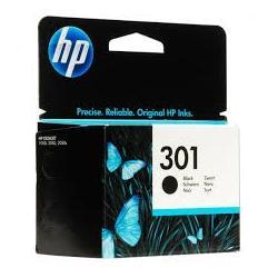Cartucho de tinta HP 301 Negro Original