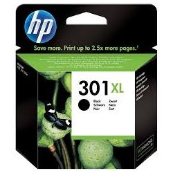 Cartucho de tinta HP 301XL Negro Original