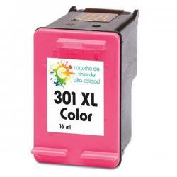 Cartucho de tinta HP 301XL Tricolor Premium