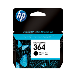 Cartucho de tinta HP 364 Negro Original