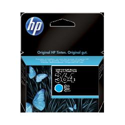 Cartucho de tinta HP 364 Cyan Original