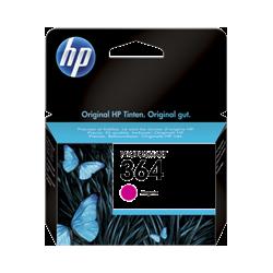 Cartucho de tinta HP 364 Magenta Original