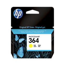 Tinta HP 364 Amarillo Original