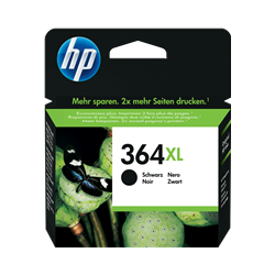 Cartucho de tinta HP 364XL Negro Original