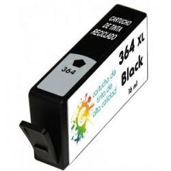 Cartucho de tinta HP 364XL Negro Premium