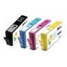 Cartucho de tinta HP 364XL Pack 4 colores Premium
