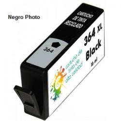 Cartucho de tinta HP 364XL Negro Photo Premium